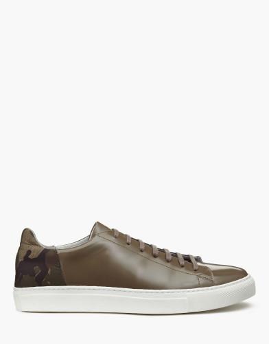 Belstaff X Sophnet- - BXS Sneaker - 225 250 295 - Taupe Leaf Green - 77800203l81a058006212-jpg