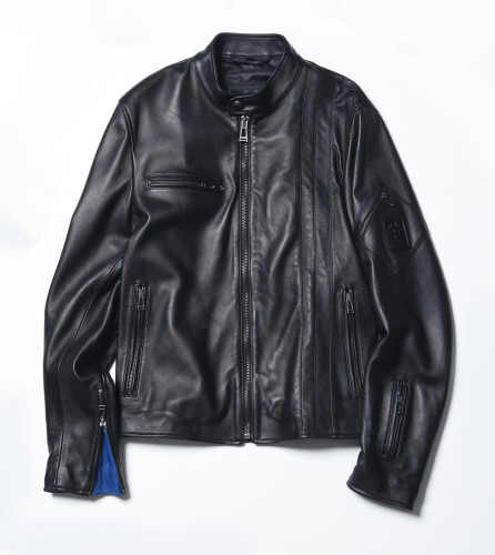 Belstaff x SOPHNET. - Hempston Jacket - £1195 €1295 $1595 - Black-jpg