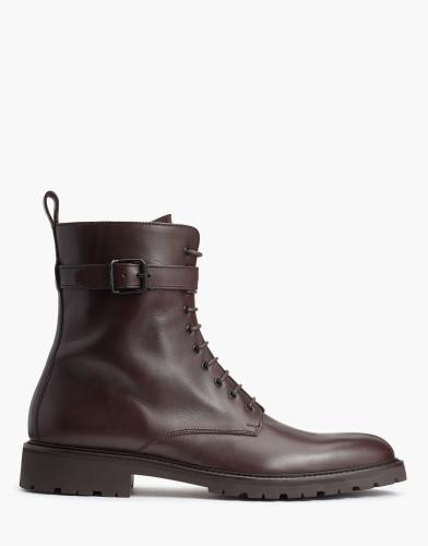 Belstaff - Paddington Boots - £495 €550 $650 - Dark Brown - 577800211L81N063060018-jpg