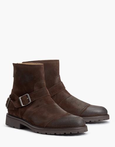 Belstaff - Trialmaster Boots - £450 €495 $595 - Dark Brown -77800222L81A035160018ALT1-jpg