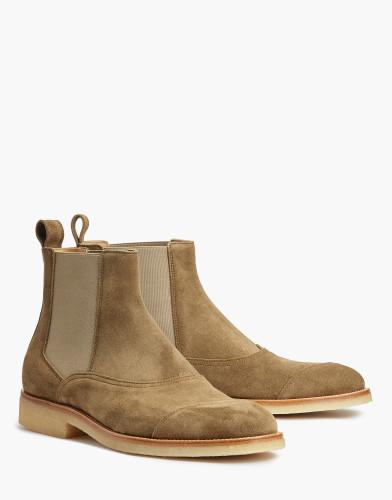 Belstaff - Ladbroke Boots - £395 €450 - $550 - Dark Sisal - 77800224L81C035110140ALT1-jpg