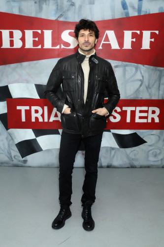 Andres Velencoso Attends Belstaff AW18 Presentation-JPG