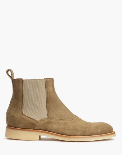 Belstaff - Ladbroke Boots - £395 €450 $550 - Dark Sisal - 77800224L81C035110140-jpg