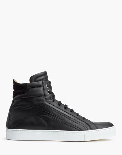 Belstaff - Ampton Sneaker - £325 €350 $425 - Black - 77800215L81A056390000-jpg