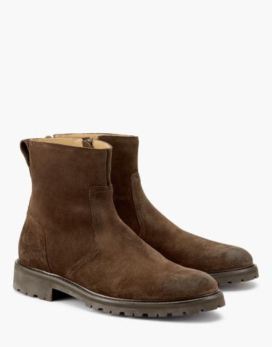 Belstaff - Atwell Boots - £425 €475 - $575 - Dark Brown - 77800229L81A035160018ALT1-jpg