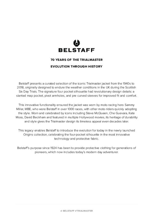 Belstaff Trialmaster Archive -pdf