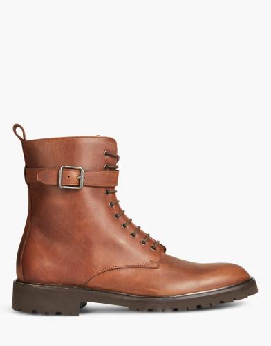 Belstaff - Paddington Boots - £495 €550 $650 - Brown -77800211L81N063060030-jpg