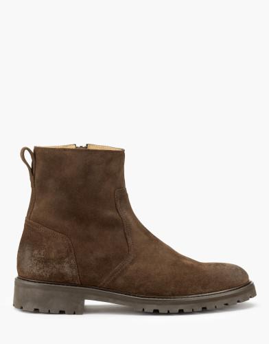 Belstaff - Atwell Boots - £425 €475 - $575 - Dark Brown - 77800229L81A035160018-jpg