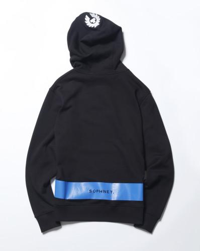 Belstaff x SOPHNET- - Marfield Sweater - £195 €225 $275 - Black - back-jpg