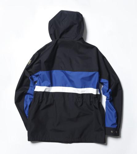 Belstaff x SOPHNET- - Kersbrook Jacket - £550 €595 $695 - Black back-jpg