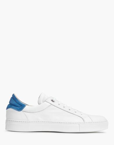Belstaff - Dagenham 2-0 Sneakers - £225 €250 $295 - White Blue - 77800213L81A05630194-jpg