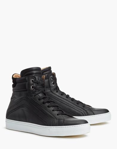 Belstaff - Ampton Sneaker - £325 €350 $425 - Black - 77800215L81A056390000ALT1-jpg