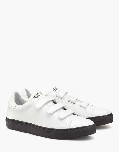 Belstaff x SOPHNET- Dilham Sneakers - £225 €250 $295 - White -  77800232L81N063510000-jpg