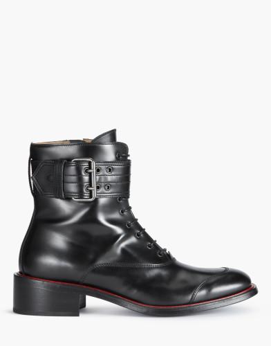 Belstaff - Acklington Boots - £450 €495 $595 - Black - 77851304L81A043090000-jpg