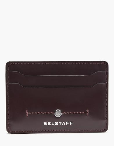 Belstaff - Blair Cardholder - £105 €115 $150 ¥19000 - Oxblood -  75720091L81B043050013-jpg