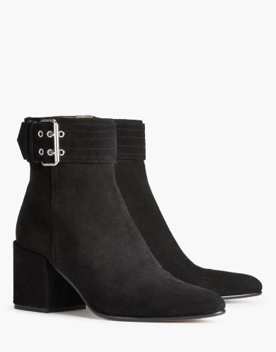 Belstaff - Carmyle Boots - £495 €550 $650 - Black -77851302L81N062790000 - i-jpg