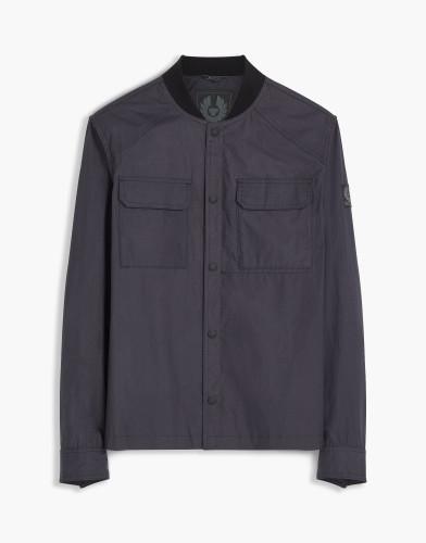 Belstaff-  Cardingham Shirt - £295 €325 $395 - Navy - 71120165C61N040980000-jpg
