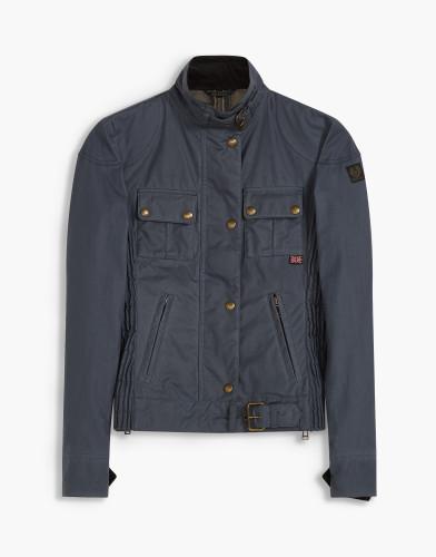 Belstaff - Gangster Jacket - £495 €550 $650 - Blue Pewter - 72020343C61N015880123-jpg