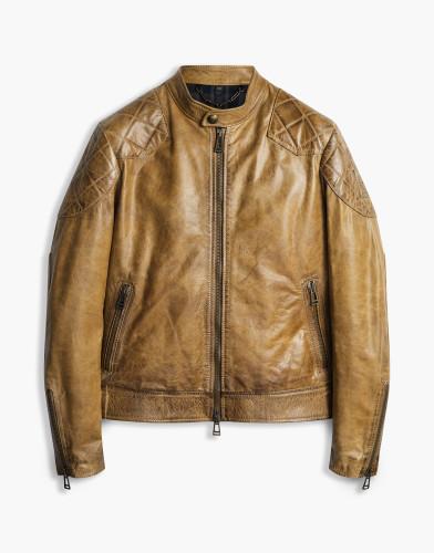Belstaff - Outlaw Jacket - £1350 €1495 $1895 - Dark Sepia - 71020305L81N034760029-jpg