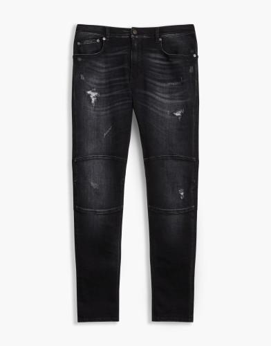 Belstaff - Tattenhall Trousers - £275 €295 $350 - Washed Coal - 71100302D64A005090104-jpg