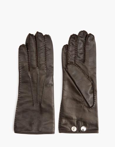 Belstaff - Emyvale Gloves -  £175 €195 $250 ¥31000 - Chestnut - 75790013L81N064660014-jpg