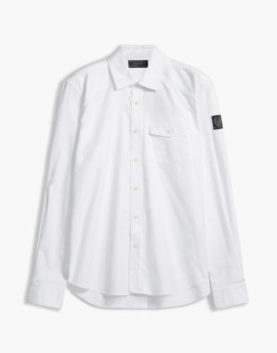 Belstaff - Steadway Shirt - £150  €175 $225 - White - 71120141C61A035410000-jpg