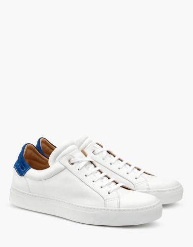 Belstaff - Dagenham 2-0 Sneakers - £225 €250 $295 - White Blue - 778002213L81A056301942-jpg