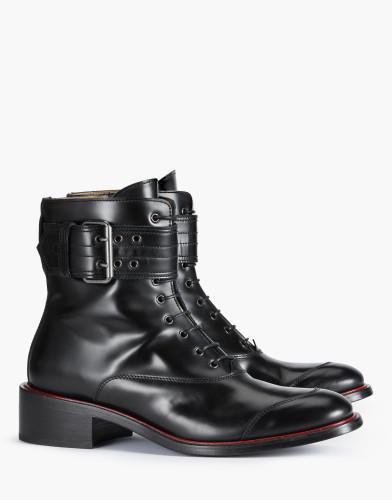 Belstaff - Acklington Boots - £450 €495 $595 - Black - 77851304L81A043090000 - i-jpg