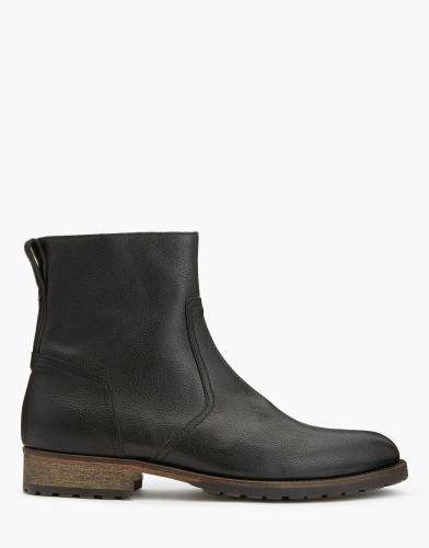 Belstaff - Attwell Boots - £450 €495 $595  - Black - 77800218L81N059090000-jpg