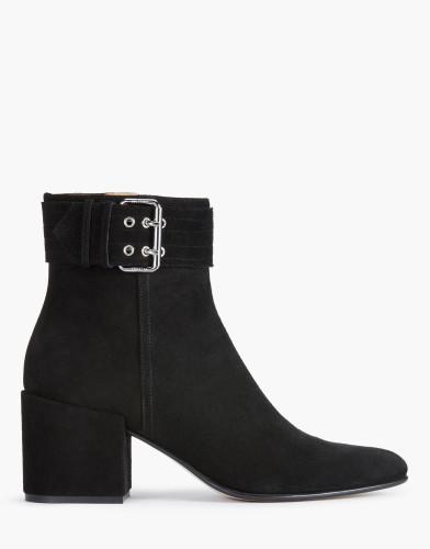 Belstaff - Carmyle Boots - £495 €550 $650 - Black -77851302L81N062790000-jpg