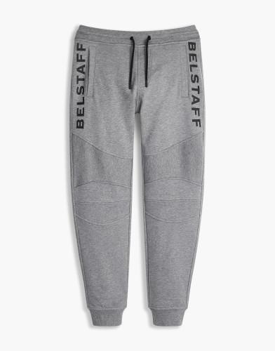 Belstaff - Whitegate Sweatpants - £175 €195 $225 - Dark Grey Melange - 71100313J61A006690004-jpg