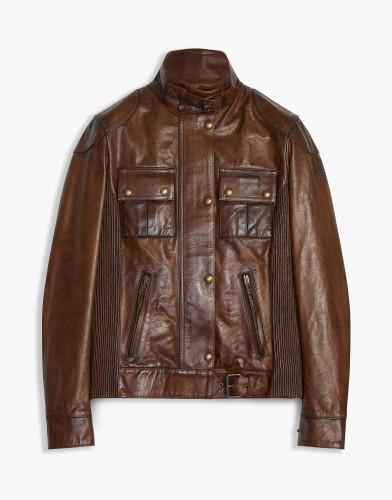 Belstaff - Gangster Jacket - £1350 €1495 $1795 - Cognac -72020342L81N005670002-jpg