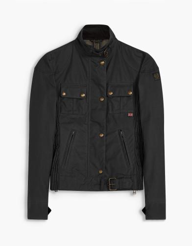 Belstaff - Gangster Jacket - £495 €550 $650 - Black - 72020343C61N015890000-jpg