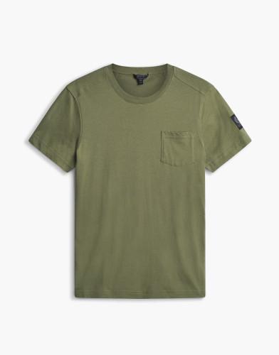 Belstaff - New Thom T-Shirt - £70 €75 $90 - slate Green - 71140178J61A006720065-jpg