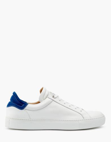 Belstaff - Dagenham 2-0 Sneakers - £225 €250 $295 - White Blue - 778002213L81A056301942 - i-jpg