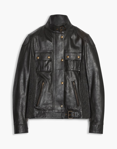Belstaff - Gangster Jacket - £1350 €1495 $1795 - Black - 72020342L81N005690000-jpg