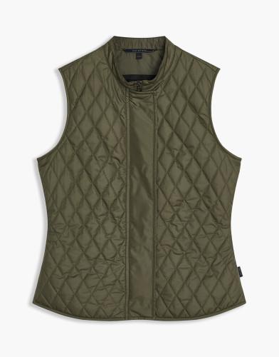 Belstaff - Westwell Waistcoat - £195 €250 $295 -Slate Green - 72070053C50N019220065-jpg