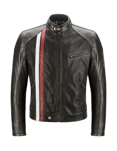 Belstaff PM - Seeley Blouson - £1025 €1150 $1350 - Black Cardinal Red Ivory - 41020057 L81P0337 09519-jpg