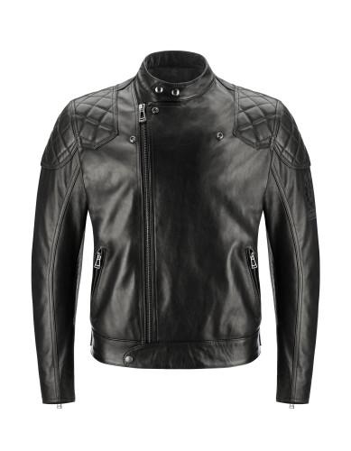 Belstaff PM - Ivy Blouson - £1125 €1250 $1450 - Black - 41020059 L81N0613 90000 - Front-jpg
