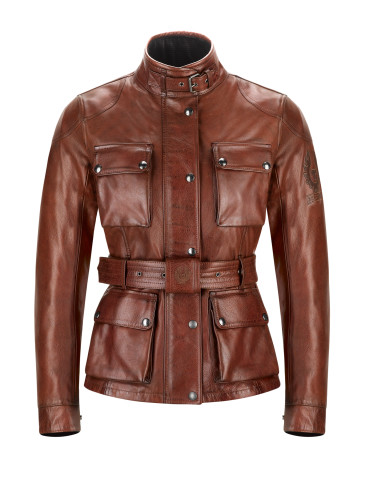 Belstaff PM Woman - Classic Tourist Trophy - £575 €650 $775 - British Racing Green - 42050006 C61T0158 50009-jpg