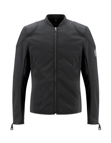 Belstaff PM - Croxford Blouson Inner Jacket -  Black - 41050024 C50T0022 90000 - Front-jpg