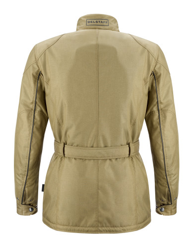 Belstaff PM - Snaefell Jacket - £895 €995  $1175 - British Khaki - 41050030 C50A0473 10042 - Back-jpg