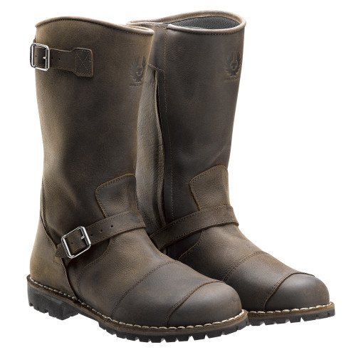 Belstaff PM - Endurance Boots - £325 €375 $450 - Black Brown - 47800007 L81N0348 90023-jpg