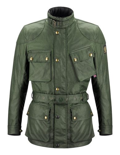 Belstaff PM - Classic Tourist Trophy - £575 €650 $775 - British Racing Green - 41050002 C61N0133 20009-jpg