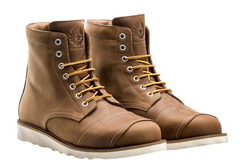 Belstaff PM - Anderson Boots - £325 €350 $425 - Oak Brown - 47800005 L81N0348 60082-jpg