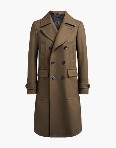 Belstaff - New Milford Coat - £1195 €1295 $1595 - Moss Green - 71010093C77N014020076-jpg