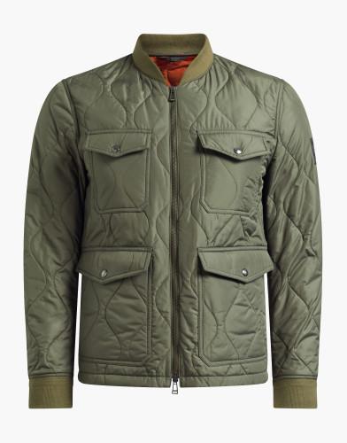 Belstaff - Horwod Jacket - £495 €550 $650 - Green Smoke - 71050419C50N019220107-jpg