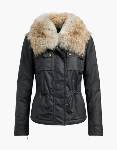 Belstaff - Guildford 2-0 with Fur - £695 €795 $995 - Black - 72050464C61N015890000-jpg