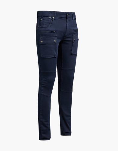 Belstaff - Polmont Trousers - £275 €295 $350 - Deep Navy - 71100336D74B001280130-jpg