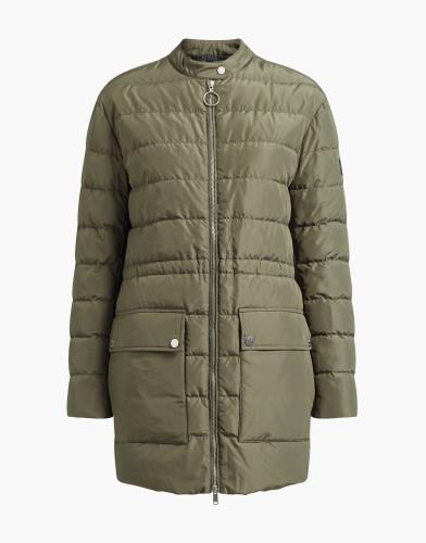 Belstaff - Adwick Down Jacket - £450 €495 $595 -Green Smoke - 72010322C50N024720107-jpg